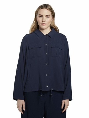 TOM TAILOR MY TRUE ME Women's Utility Jacket