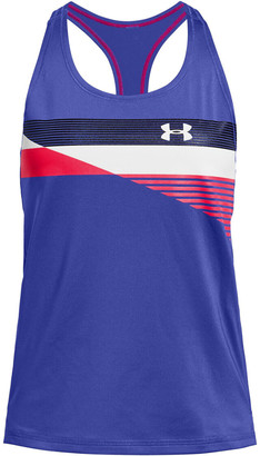Under Armour Girls HeatGear Armour Tank