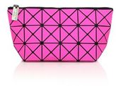 Bao Bao Issey Miyake Lucent Faux Leather Pouch
