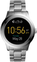 Fossil Q Men's Founder 2.0 Touchscreen Stainless Steel Bracelet Smart Watch 46MM FTW2116