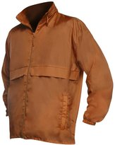 "SOLS Unisex Surf Windbreaker Lightweight Jacket (S (36-38"" Chest))"