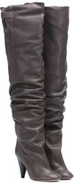 Isabel Marant Lacine leather boots