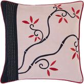 Artistic Weavers FloraG 18 in. x 18 in. Decorative Pillow