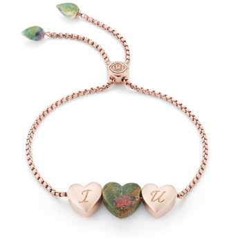 Lmj Luv Me Ruby Fuchsite Bracelet