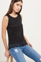 Dynamite Sleeveless Lace Top