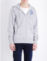 Billionaire Boys Club Alliance fleece-lined cotton-jersey hoody