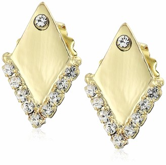 Sorrelli Lisa Oswald Collection Women's Stand Out Stud Earrings