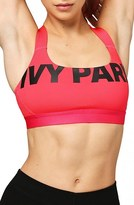 Ivy Park Women's Logo Sports Bra