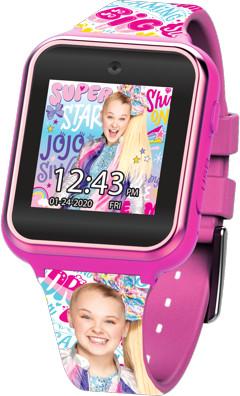 Jojo Siwa Interactive Smart Kids Watch, 40 mm