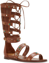 Vince Camuto Shandon Lace-Up Gladiator Sandals