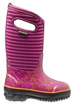 Bogs Classic Flower Stripes Winter Snow Boot