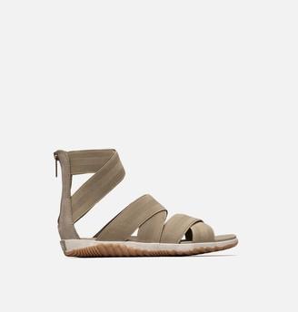 Sorel Women's Out N About Plus Strap Sandal