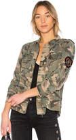 Pam & Gela Studded Army Jacket