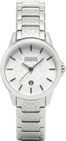 Coach 14501609 Classic Signature stainless steel watch