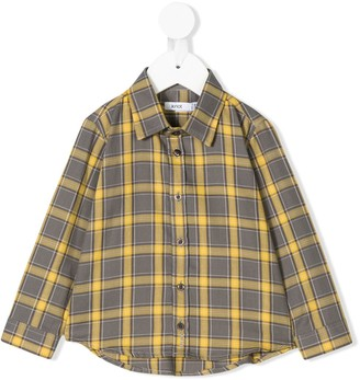 Knot Checked Shirt
