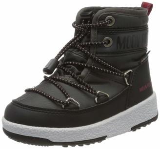 Moon Boot Moon-boot Boys Jr Mid Wp Snow Boots