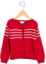 Jacadi Boys' Striped Knit Cardigan w/ Tags