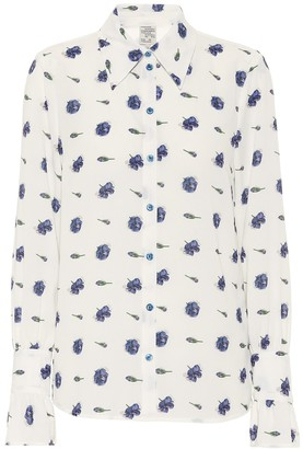 Baum und Pferdgarten Macy floral shirt