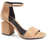 Alexander Wang Women's 'Abby' Ankle Strap Sandal