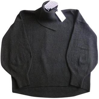 Iris & Ink Anthracite Cashmere Knitwear
