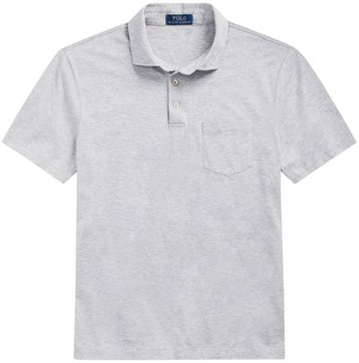 Polo Ralph Lauren Better Knits Patch Pocket Polo