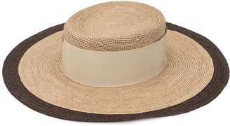 Giorgio Armani Wide Brim Sun Hat