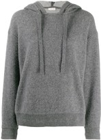 MACKINTOSH Grey Cashmere Blend Hooded Sweatshirt | WCS-1004