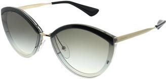 Prada Catwalk PR07US Oval Womens Sunglasses