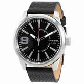 Diesel Rasp Black Dial Men's Watch DZ1766