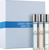 Giorgio Armani Gioia Rollerball Trio Gift Set