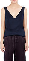 Maiyet Women's Plissé Cross-Back Tank