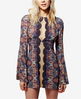 Free People Ossie Vibes Bell-Sleeve Tunic