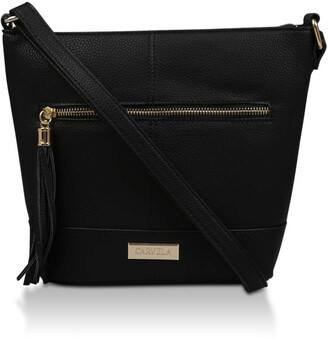 Carvela Betty Zip Top Tassel Bag