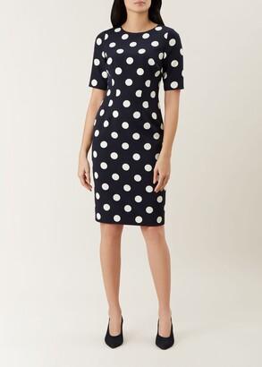 Hobbs Astraea Spot Dress