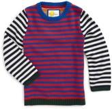 Boy's Mini Boden Hotchpotch Sweater