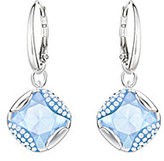 Swarovski Heap Square Crystal Drop Earrings