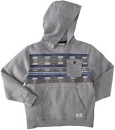 Vans 40Th Parallel Hoodie (Kid) - Concrete Heather-Small
