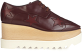 Stella McCartney Elyse faux-leather platform shoes