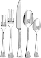 Gingko International Woodruff 20-pc. 18/10 Stainless Steel Flatware Set