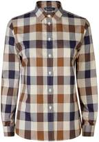 Aquascutum London Bowten Club Check Shirt