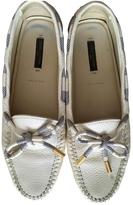 Louis Vuitton Leather mocassins