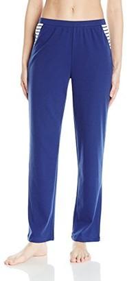 Nautica Women's Stripe Long Pant
