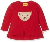 Steiff Baby Girls' 1/1 Arm Sweatshirt