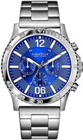 Caravelle New York by Bulova Men's Stainless Steel Chronograph Watch - 43A116