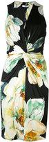Lanvin floral print dress - women - Viscose - 40