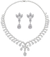Eye Candy Los Angeles Eye Candy La Luxe Collection Cz Necklace And Earring Set