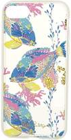 Lilly Pulitzer iPhone 7 Transparent Cover Cell Phone Case