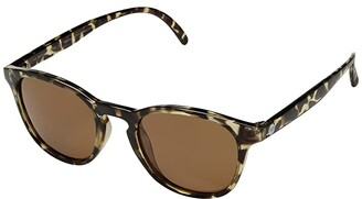 Sunski Yuba - Lifestyle Collection (Clear Forest) Fashion Sunglasses