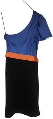 Roksanda Ilincic Blue Silk Dresses