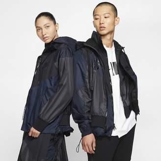 Nike Hooded Anorak x Sacai